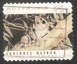 Stamps Australia -  Squirrel Glider