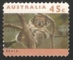 Sellos de Oceania - Australia -  Koala
