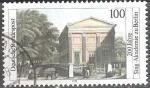 Sellos de Europa - Alemania -  Bicentenario de la Academia Coral, Berlín.