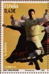 Stamps Spain -  LA  MUÑEIRA