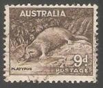 Sellos de Oceania - Australia -  Platypus