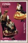 Stamps Spain -  LAS SEGUIDILLAS