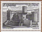 Stamps : Europe : Spain :  CASTILLO DE JAVIER (NAVARRA)