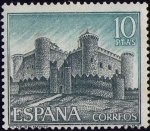 Stamps Spain -  67-14