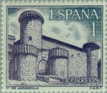 Stamps Spain -  67-20