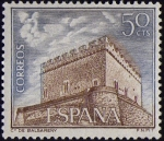 Stamps Spain -  67-21