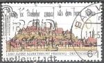 sellos de Europa - Alemania -  1000 años de la ley del mercado Freising.