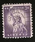 Sellos de America - Estados Unidos -  INTERCAMBIO
