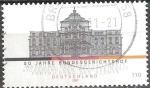 Sellos de Europa - Alemania -  50 Aniversario de la Corte Federal de Justicia.