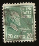 Stamps : America : United_States :  RESERVADO