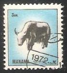 Stamps Bahrain -  yak