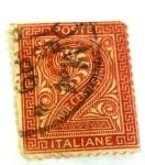 Sellos de Europa - Italia -  DUE CENTESIMI
