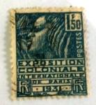 Sellos de Europa - Francia -  Exposition coloniale