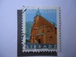 Stamps Poland -  Sieradz.