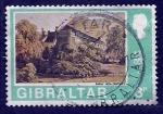 Sellos de Europa - Gibraltar -  paisage urbano