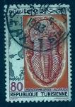 Stamps Tunisia -  pseudopellipsia azuzi