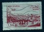 sellos de Africa - Argelia -  vista alkliha