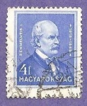 Stamps Hungary -  INTERCAMBIO