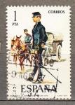 Sellos de Europa - España -  Oficial (1031)
