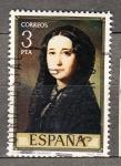 Sellos de Europa - España -  F.Madrado (1041)