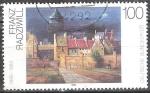 sellos de Europa - Alemania -  Pinturas alemanas del siglo XX.