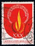 Sellos del Mundo : Africa : Angola : 30 aniversario da declaracao universal dos direitos do home