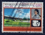 sellos de America - Honduras -  año internacional de la mujer