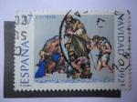 Stamps Spain -  Ed:3227 - Navidad 1992