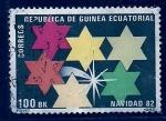 Sellos de America - Ecuador -  navidad 1982