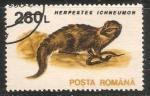 Sellos de Europa - Rumania -  Martes