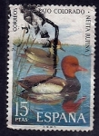 Sellos del Mundo : Europa : España : pato colorado
