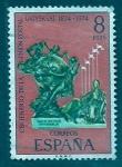 Sellos del Mundo : Europa : España : centenario union postal