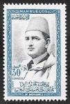 Stamps Africa - Morocco -  13 - Mohamed V