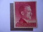 Sellos de Europa - Alemania -  Adolf Hitler 1889-1945