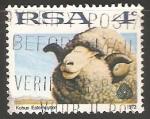 Sellos de Africa - Sudáfrica -  Kobus Esterhuysen