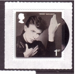 Stamps Europe - United Kingdom -  david bowe
