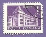 Sellos del Mundo : Europa : Rumania : INTERCAMBIO