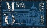 Stamps France -  Inauguración del Museo de Orsay