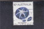 Sellos del Mundo : Oceania : Australia : ZAFIRO