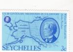 Sellos del Mundo : Africa : Seychelles : WILLIAM H.SEWARD