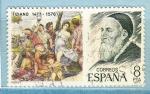 Sellos del Mundo : Europa : España : Tiziano (1056)
