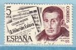 Sellos del Mundo : Europa : España : Hilarion Eslava (1057)