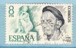 Sellos del Mundo : Europa : España : Jose Clara (1058)