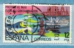 Sellos del Mundo : Europa : España : Protege el Mar (1059)