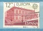 Sellos del Mundo : Europa : España : Europa Cept (1061)