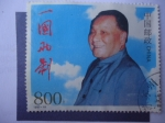 Sellos de Asia - China -  Deng Xiaoping 1904-1997