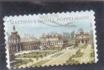 Sellos de Europa - Alemania -  MATTHAUS DANIEL POPPELMANN-maestro de obra