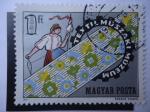 Sellos de Europa - Hungría -  S/Hungría:2195