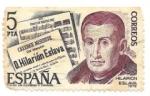 Stamps : Europe : Spain :  Edifil 2456 Personajes españoles.