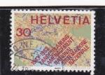 Stamps : Europe : Switzerland :  25 aniversario